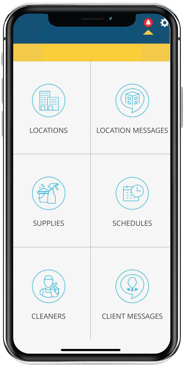 Integrity Facility Solutions Phone App